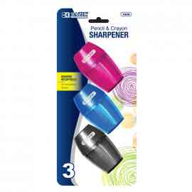 Bazic Single Sharpener by Wholesale School Supply