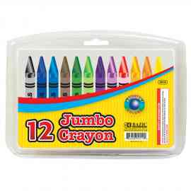 Jumbo Color Crayon Pack