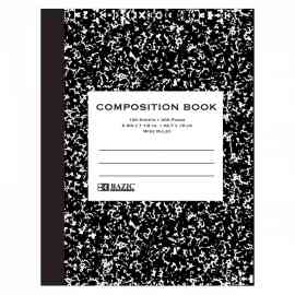 Bazic Composition Book by Wholesale School Supply
