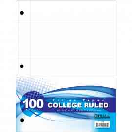 College Rule Paper