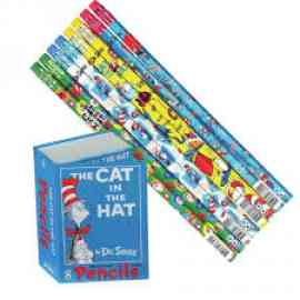 Dr. Seuss Cat in the Hat Pencil