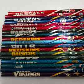 NFL Pencil Pack