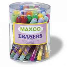 Assorted Stick Erasers