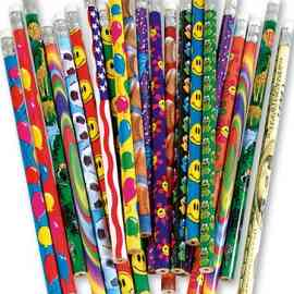 Assorted Mixed Novelty Pencils