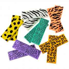 animal print eraser by Wholesale School Supply